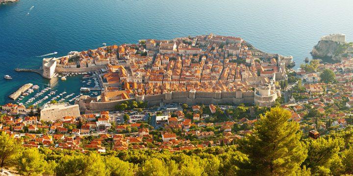 """Dubrovnik, """"Perle der Adria"""" Kroatien"""