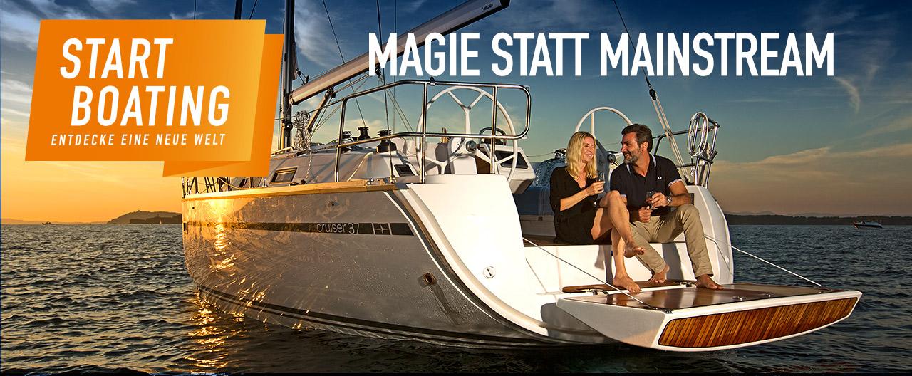 Start Boating