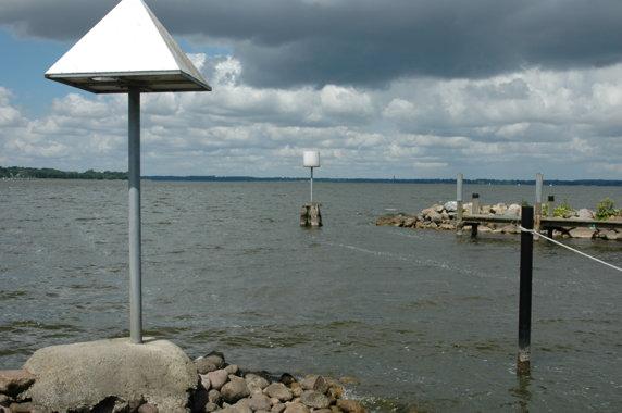 Sportboothafen Fleckeby