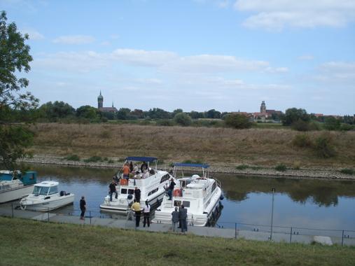 Marina-Camp Elbe