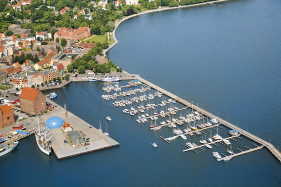 Citymarina Stralsund