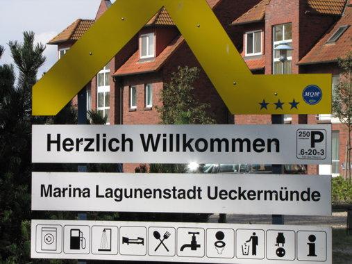 Marina Lagunenstadt Ueckermünde