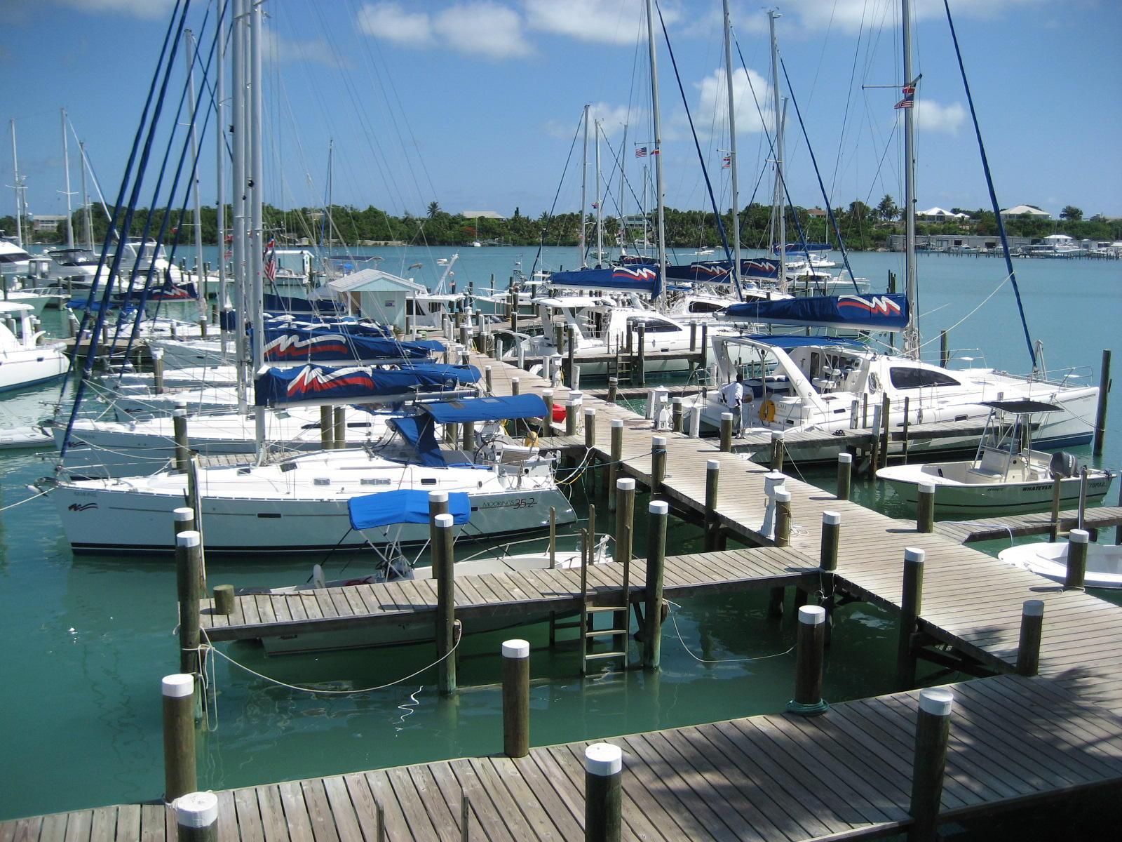 The Moorings Bahamas