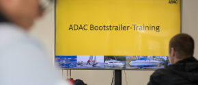Praxistraining Bootstrailer