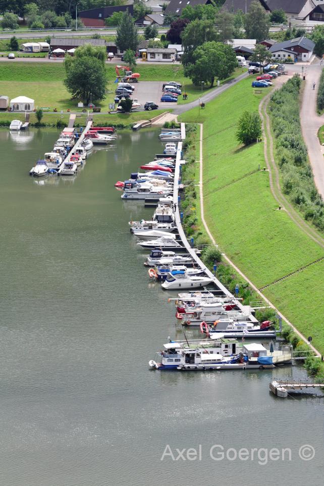 Hafen Senheim