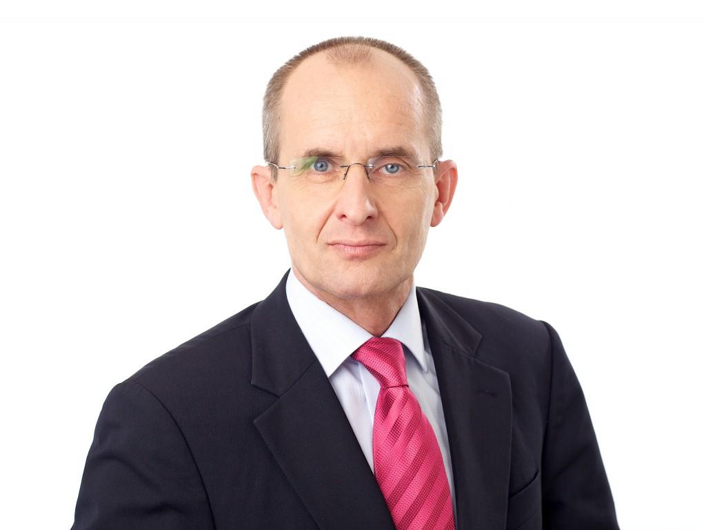 """Achim Meerkamp, Bundesvorstandsmitglied von ver.di möchte mehr als nur """"schöne Worte""""."""