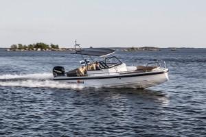 ULTRAMARIN Boatshow axopar
