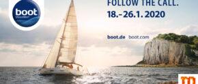 boot Düsseldorf 2020 - follow the call