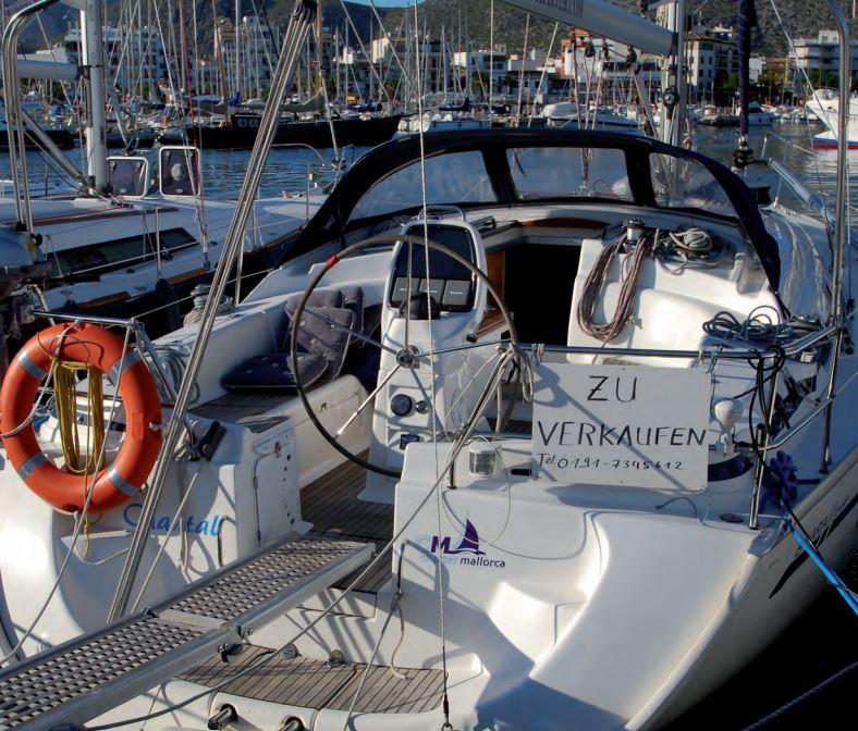 Bild Gebrauchtbootkauf
