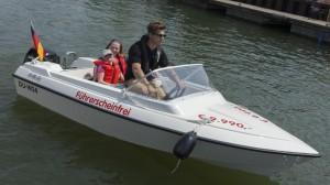 Ohne Führerschein in den Bootssport schnuppern