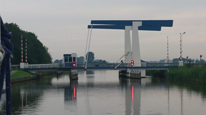 Brücke in Friesland