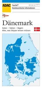 ADAC Bootstouristische Länderinformation Dänemark (BTI DK 10)