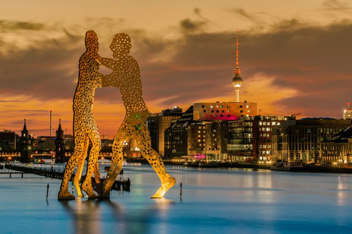 Brandenburger und Berliner Gewässer