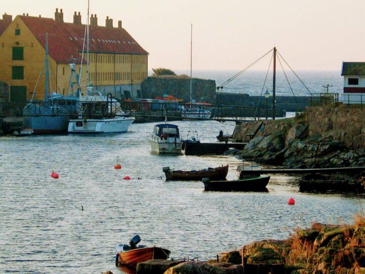 christiansoe havn