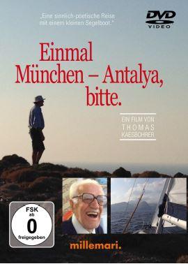 Cover München-Antalya