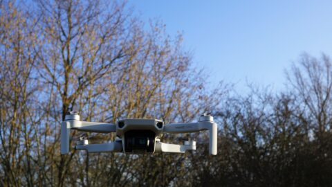 Mini Drohne