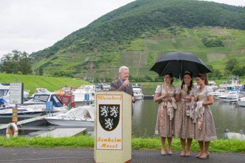 Eröffnung Skippertreffen Senheim