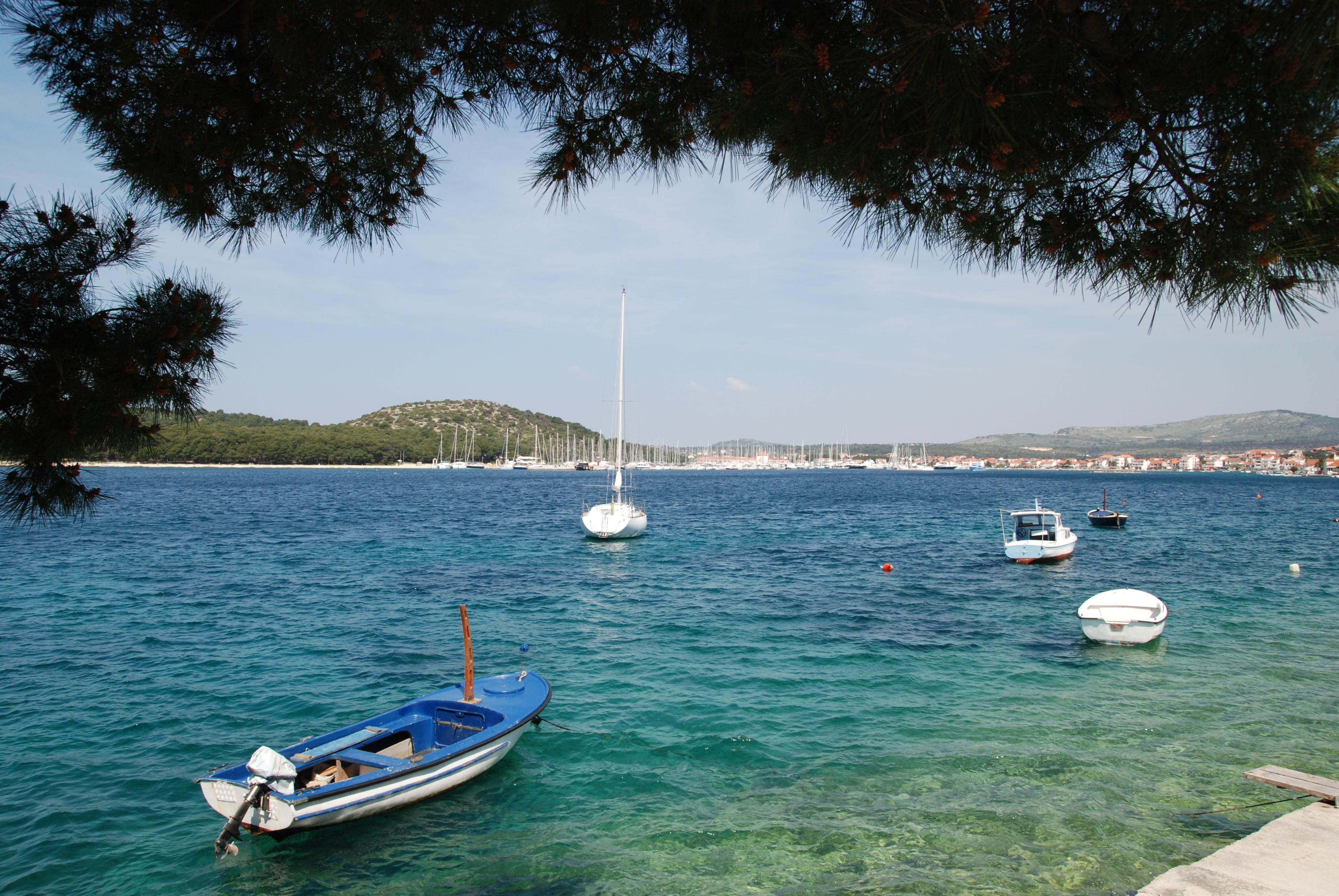 Kroatien, Marina Frapa