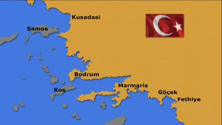 Türkei (Karte)