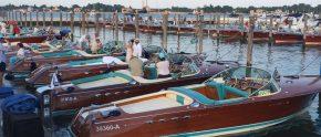 Rivatreffen zur Einweihung der Marina Sant Elena