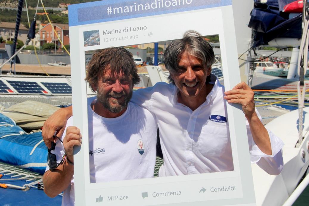 Die Marina di Loano ist ADAC Stützpunktmarina.