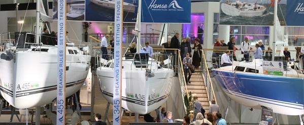 Die ADAC Sportschifffahrt auf der hanseboot 2016