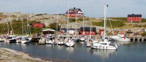 Lotseninsel Vinga bei Göteborg
