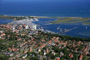 Heiligenhafen: Einer der Startorte für den FriendSHIP-Cup