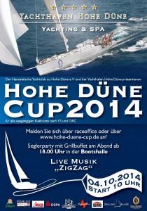 Hohe Düne Cup Flyer