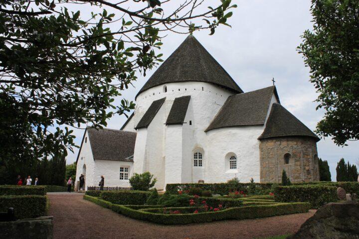 Kirche von Østerlars Gudhjem