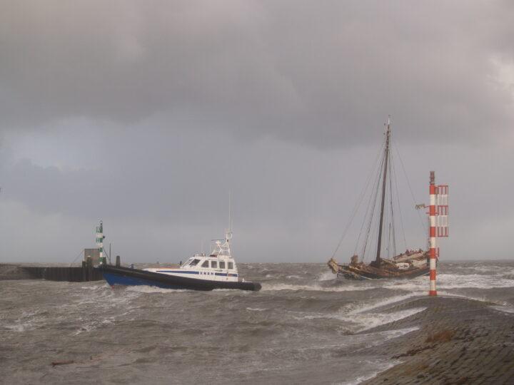 KNRM Rettungsboot