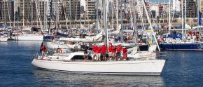 Gran Canaria, Las Plamas, Atlantic Rally for Cruisers, Swan 64