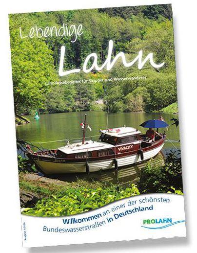 Lebendige Lahn Magazin vom PROLAHN e.V.