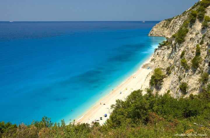 Insel Lefkas. Photo g-filippini