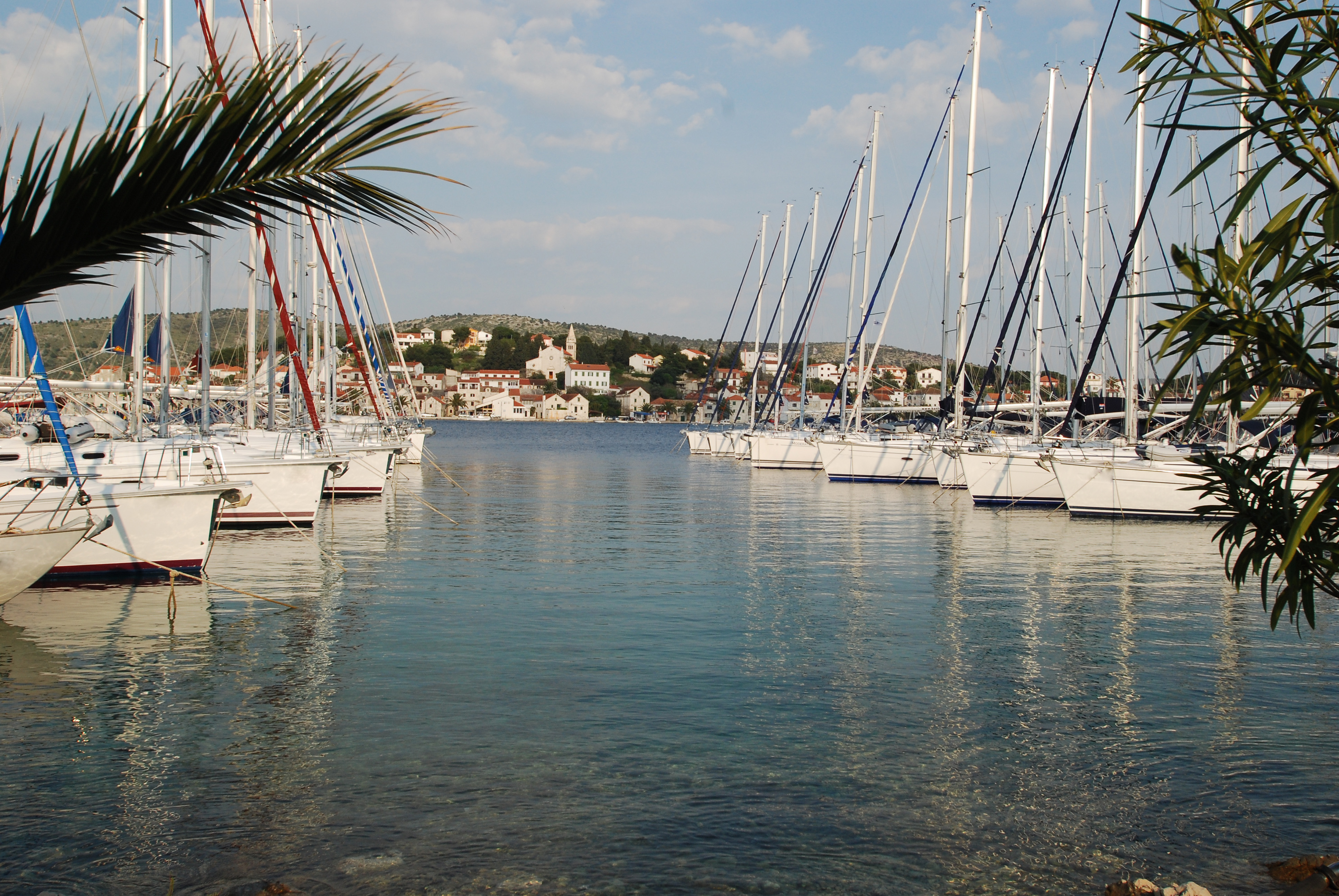 Kroatien Marina Frapa