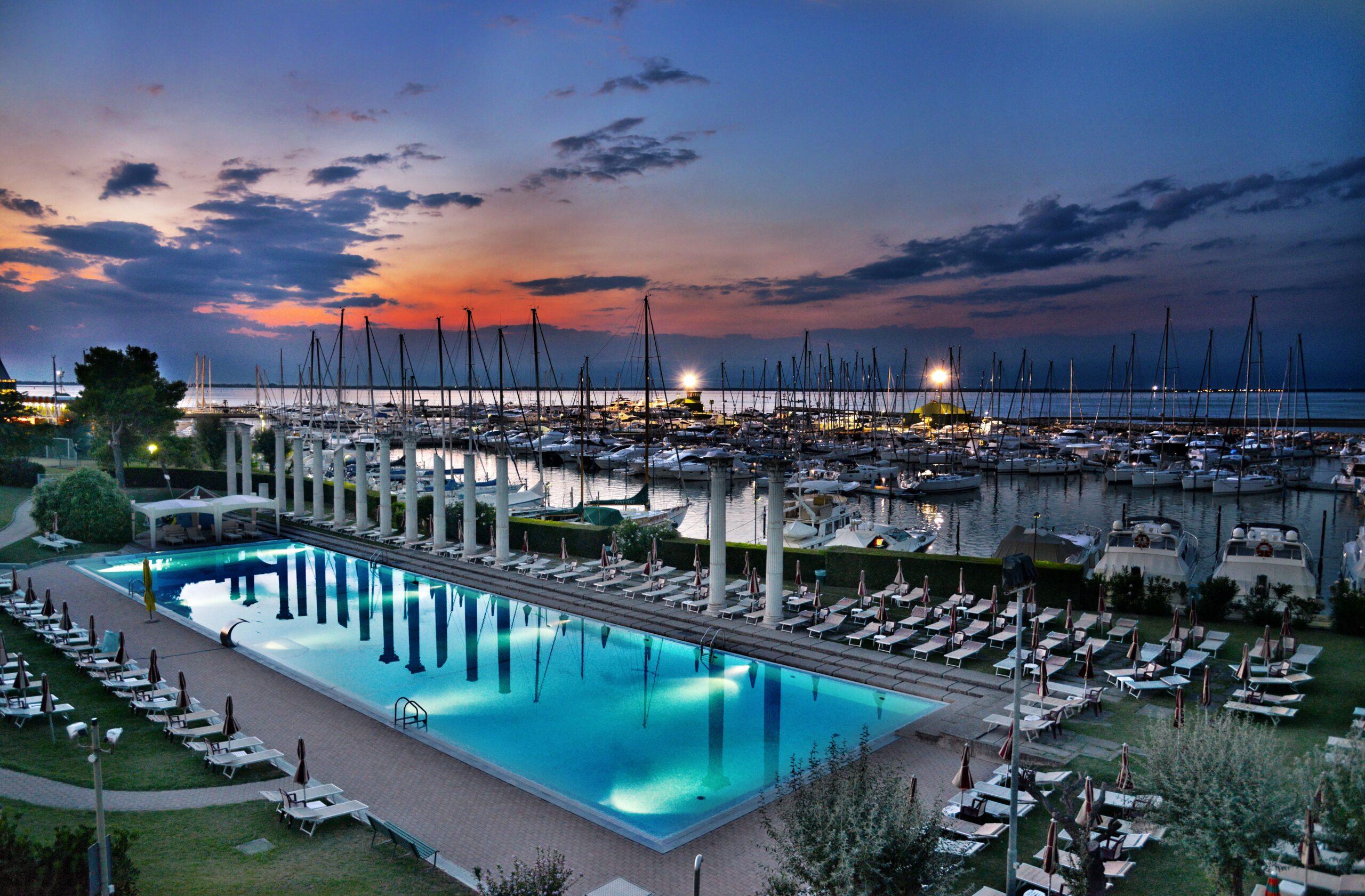 Marina Punta Faro Resort – seit Jahren eine verlässliche Adresse für die Blaue Flagge.