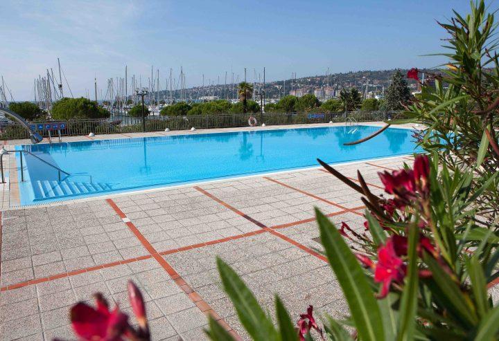 Pool Marina Portoroz
