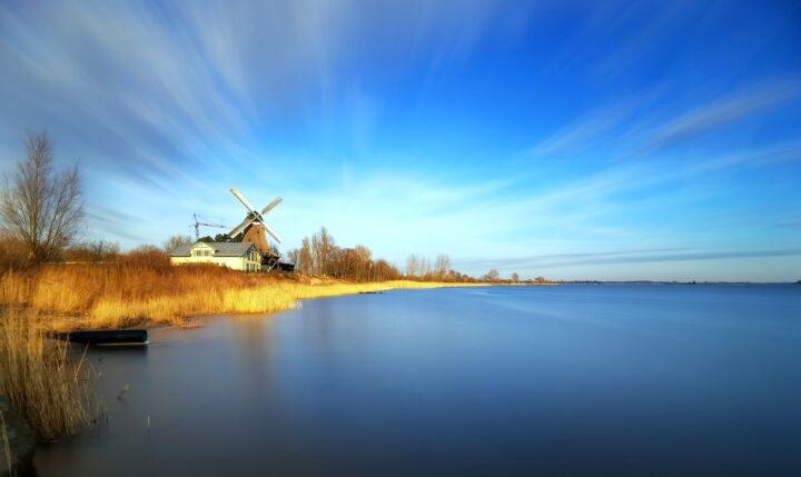 Die Mühle Nicola bei Schleswig