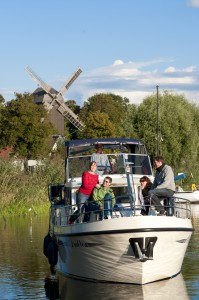 Hausboot in Werder