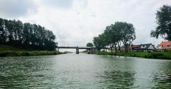 Nordhollandsch-Kanal Bruecke
