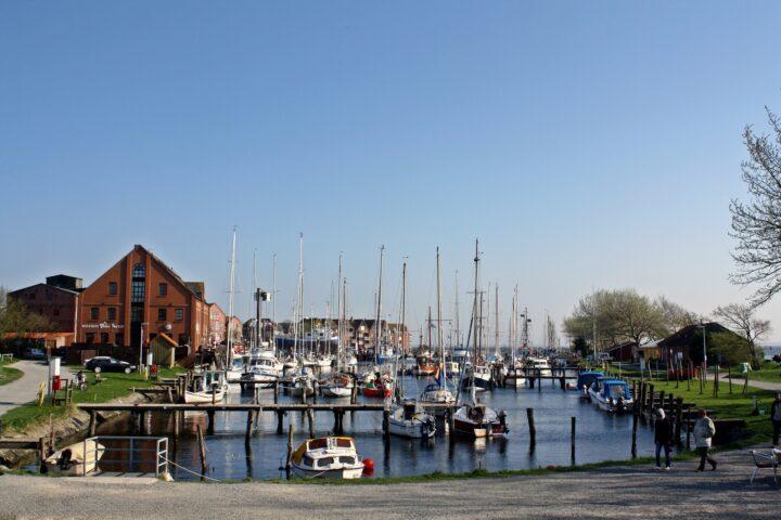 Orth Fehmarn Hafen