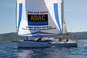 Sicher auf Kurs mit dem ADAC Marinaführer