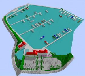 Die Fertigstellung der ACI Marina Slano ist zum Saisonauftakt 2015 geplant.