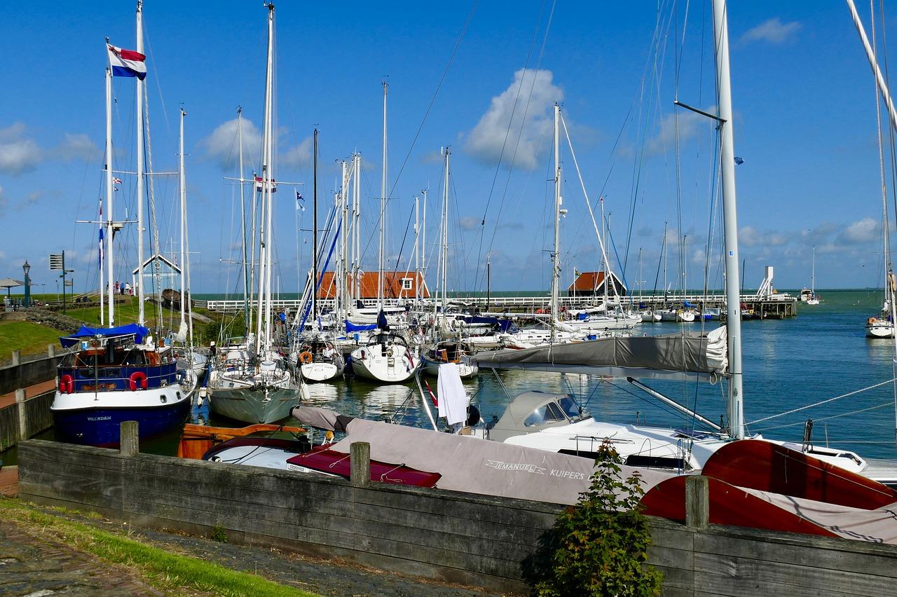Holland Hafen