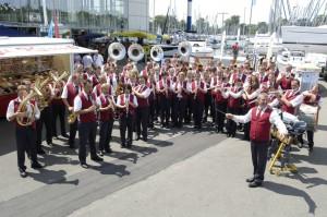 Hafenfest Ultramarin