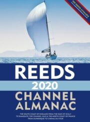 Cover Nautical Reeds, Channel Almanac 2020.