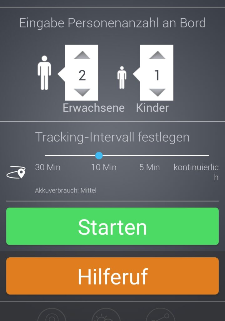 SafeTrx App Screenshot