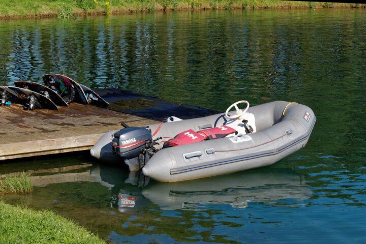 Schlauchboot Dingi