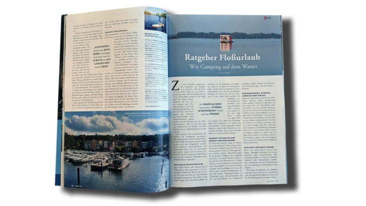 Seenland Magazin Innenteil