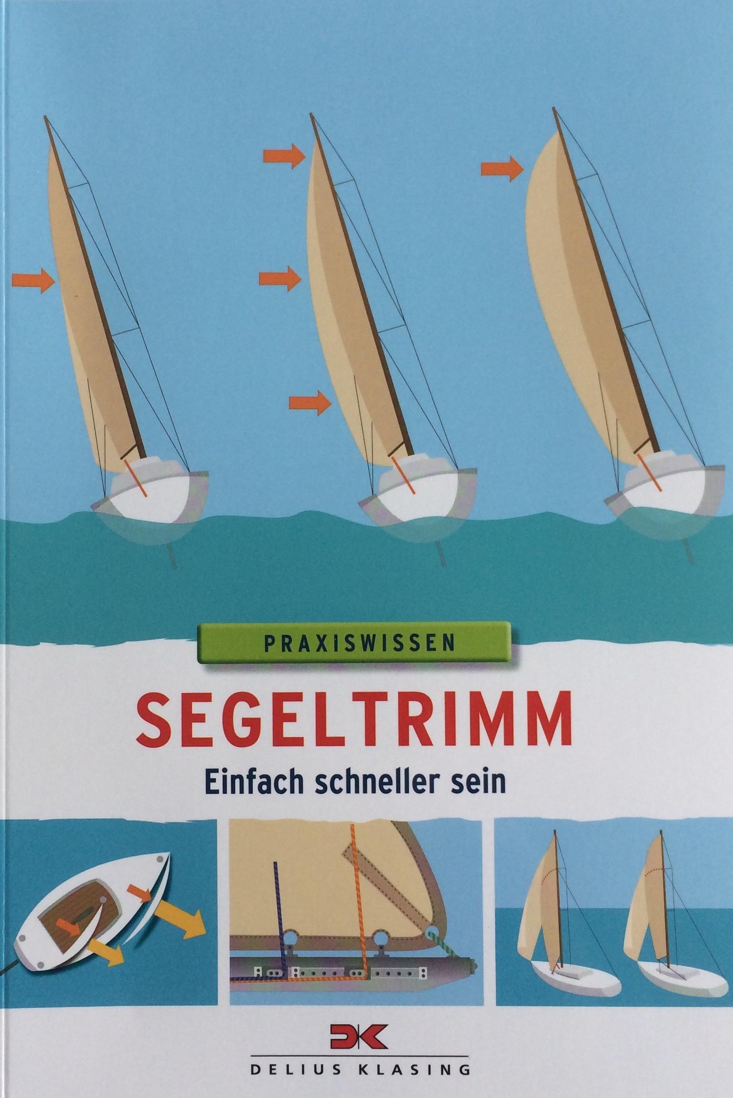 Segeltrimm - Tuning fürs Segeln - einfach schneller segeln